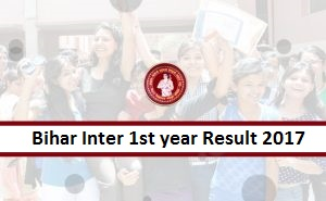 Bihar Board Inter 1st year Result 2017