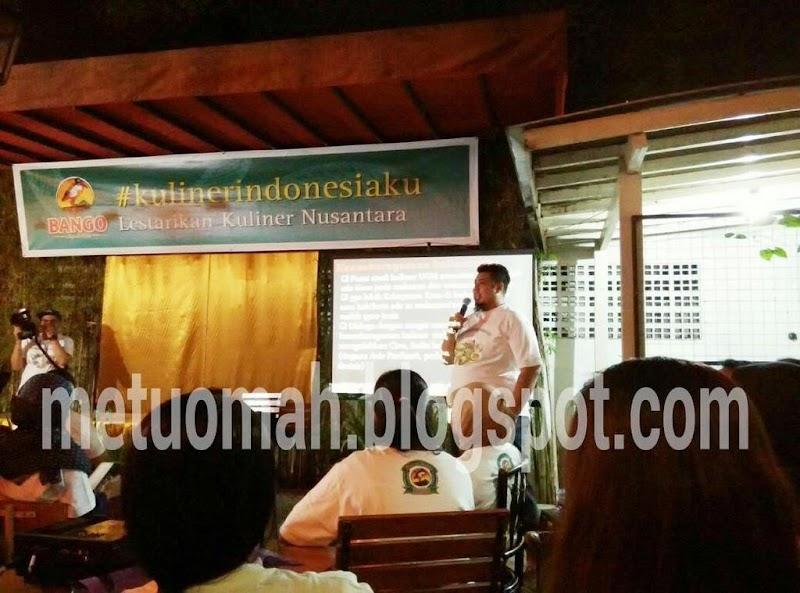 Bincang Kuliner Indonesiaku di Jogja