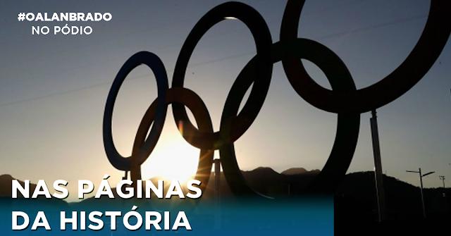 A história das Olimpíadas em um grande livro com download gratuito