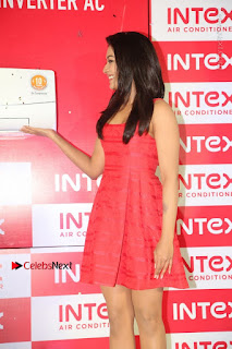 Actress Catherine Tresa Unveils Intex Air Conditioners  0016.jpg