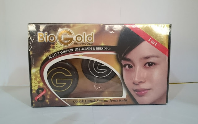 Cream BIO GOLD WHITENING CREAM