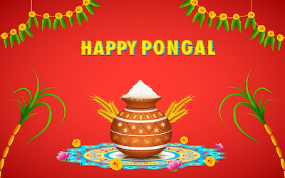 Happy Pongal HD Images
