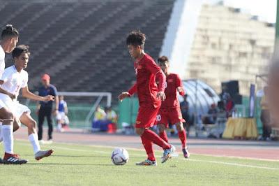U22 Việt-nam và u22 Philippines