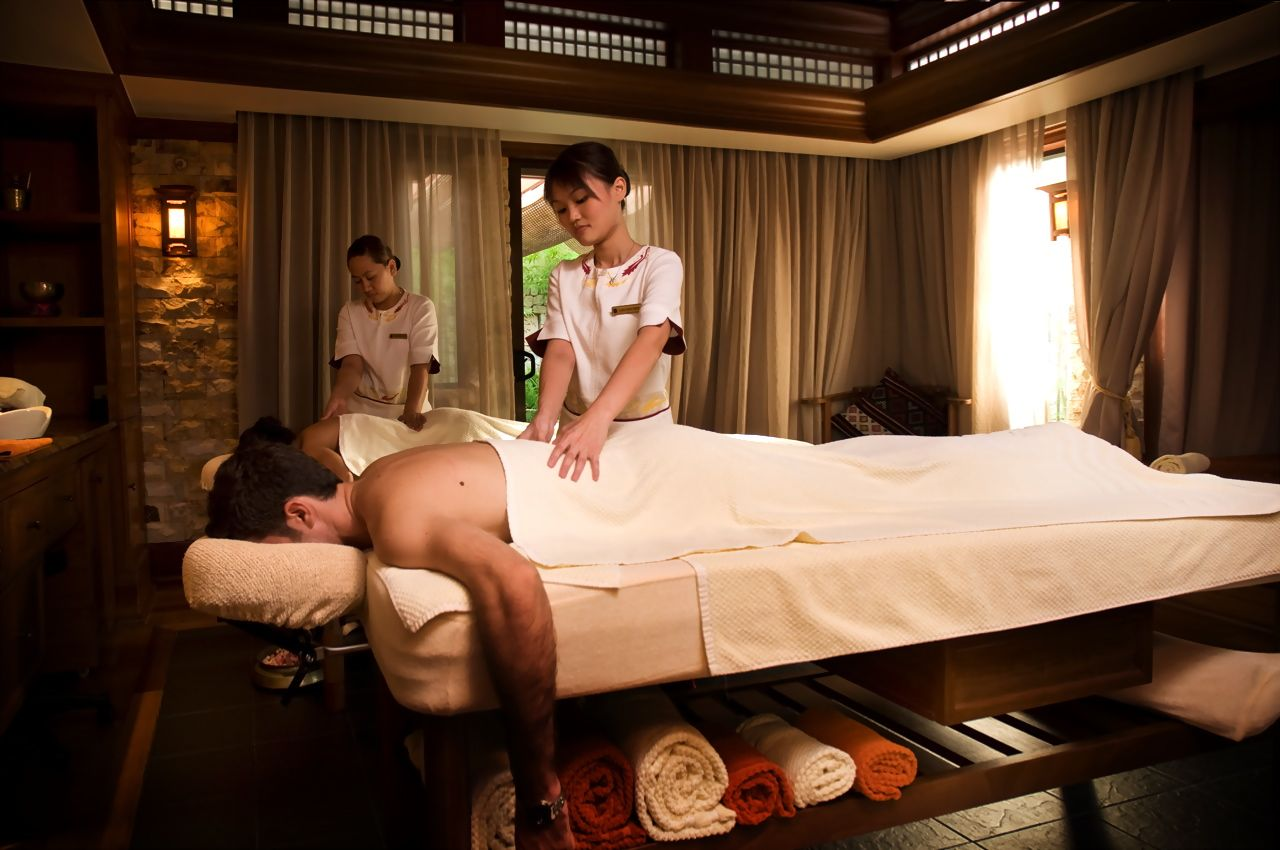 Best spa in Hanoi Old Quarter 3