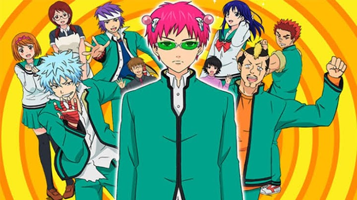Saiki Kusuo no Psi-nan Season 2 Batch Subtitle Indonesia