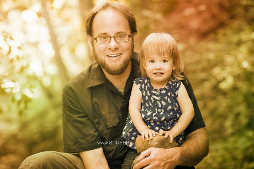 Ann Arbor Family Portrait Sudeep Studio