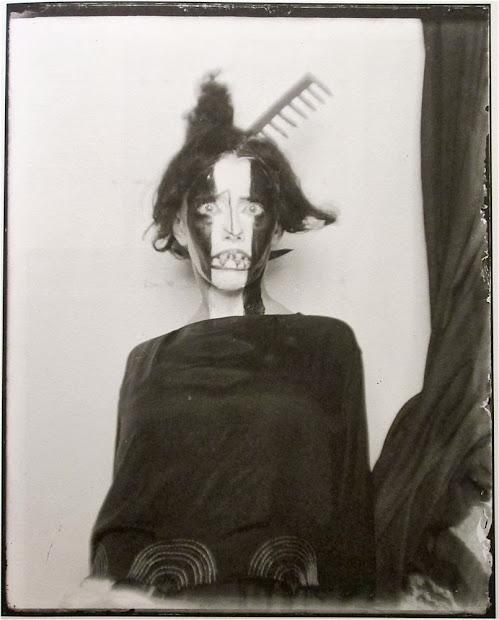 Man Ray Portrait Photography