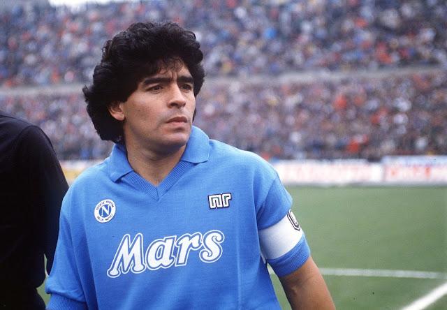 دييغو أرماندو مارادونا