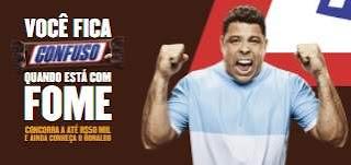Cadastrar Promoção Snickers 2018 Ronaldo Confuso 50 Mil Reais Conhecer jogador