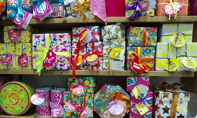 Lush Gift Boxes Middlesbrough
