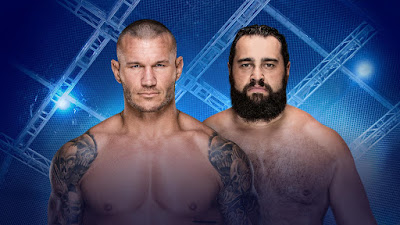Randy Orton vs. Rusev Hell in a Cell 2017 Match