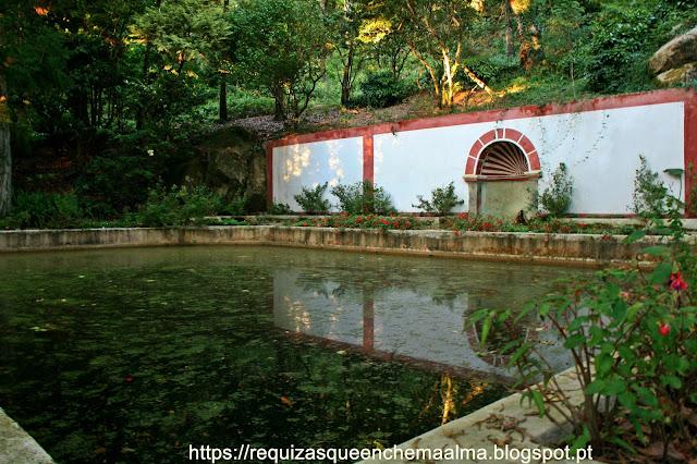 Tanque dos Frades Parque do Palácio da Pena, Sintra