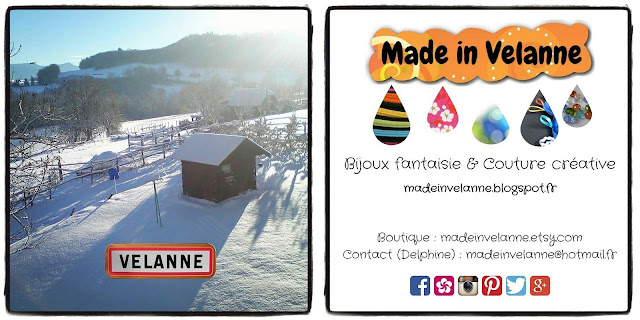 Made in Velanne, village de Velanne