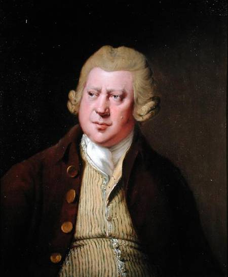 Sir Richard Arkwright (1732 - 1792)