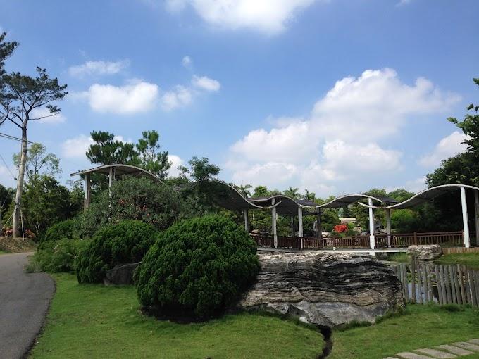 彰化溪州-【萬景藝苑】大型園林花園,遊台灣