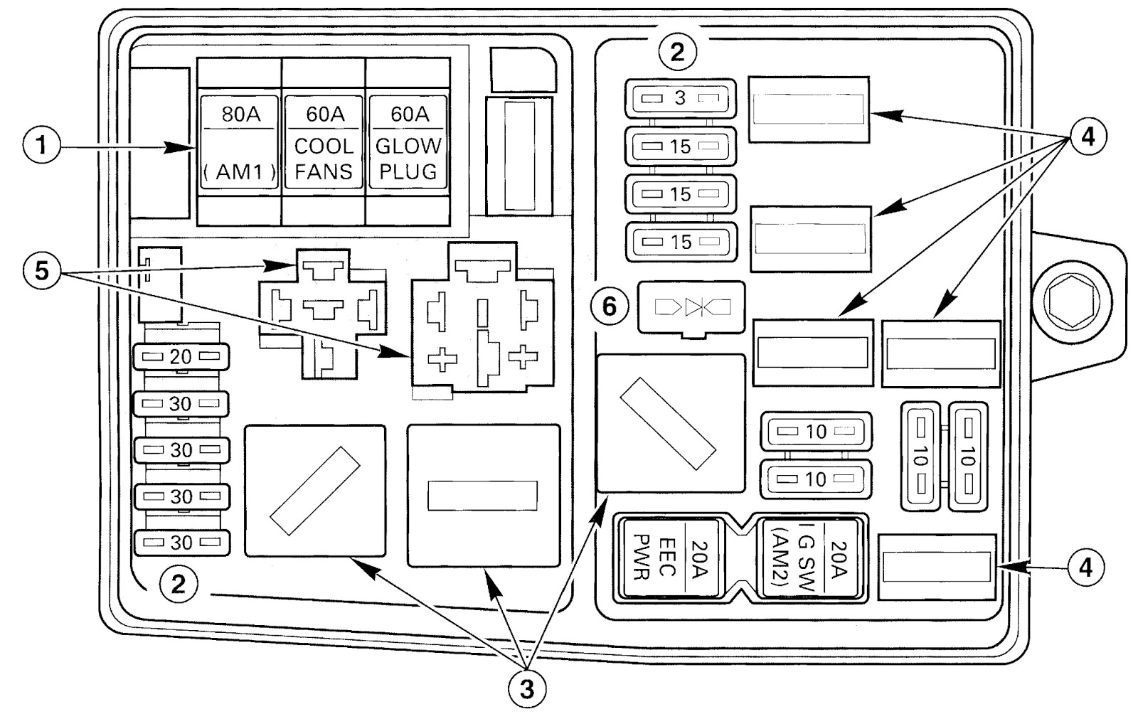 how to locate electrical system fault to ford mondeo. Black Bedroom Furniture Sets. Home Design Ideas