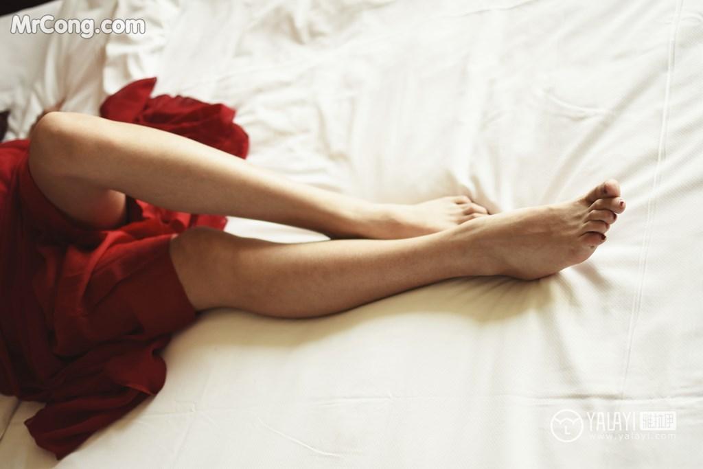 Image YALAYI-No.007-Lin-Xiao-Wei-MrCong.com-009 in post YALAYI No.007: Lin Xiao Wei (林小珂) (47 ảnh)