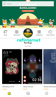 Cara merekam video call wa / WhatsApp Line BBM di android