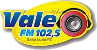 Rádio Vale FM 102.5 de Santa Luzia PB