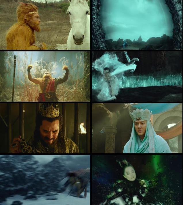 Download The Monkey King 2 2016 Chinese 720p BRRip 1GB