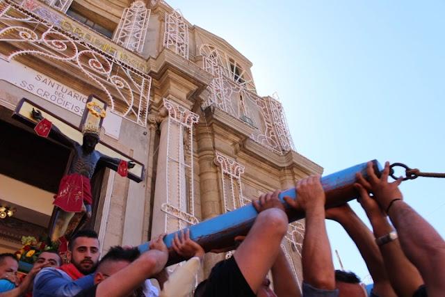 Comunità Ecclesiale di Siculiana, La Festa del SS. Crocifisso