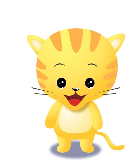 My Top Collection: Cartoon cat pictures