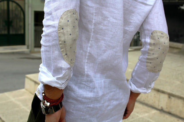 Zara Camisa lino