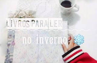 blogagem coletiva, livros ,inverno