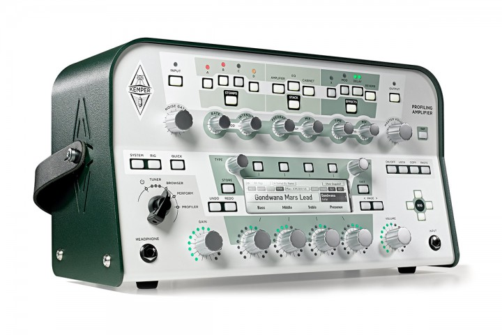 My Blog Kemper Profiling Amplifier 介紹