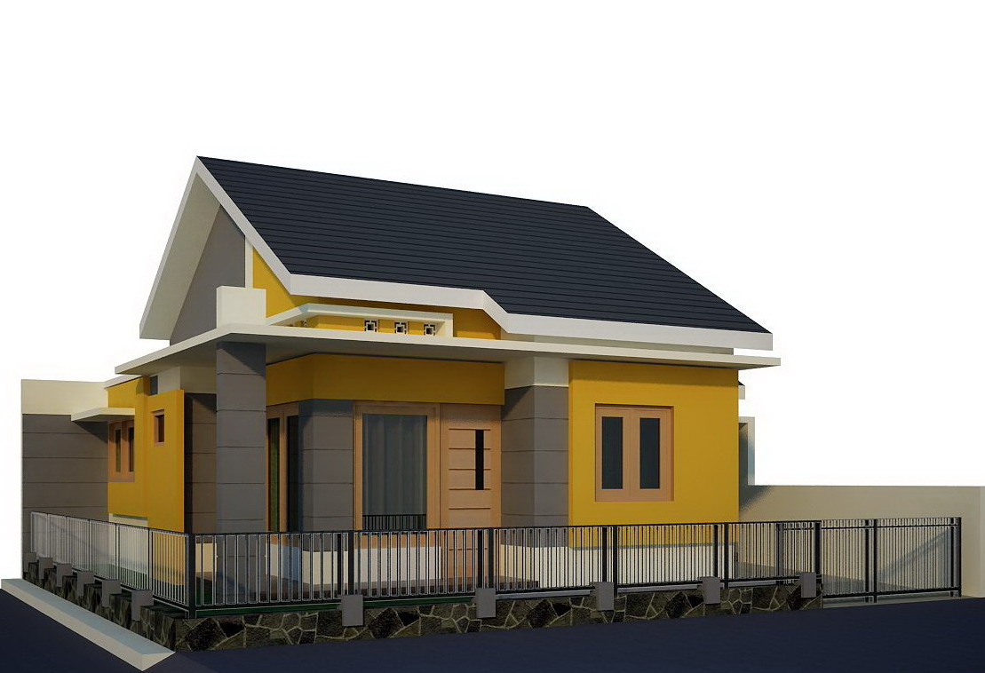 Desain Rumah Sederhana