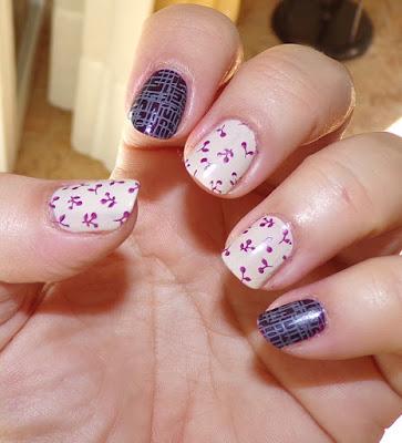 #manicuras para uñas cortas