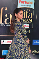 Aditi Rao Hydari in a Beautiful Emroidery Work Top and Skirt at IIFA Utsavam Awards 2017  Day 2 at  29.JPG