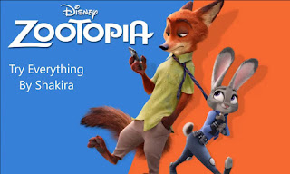 ♪ Try Everything ♪ Shakira | Zootopia Cartoon Movies