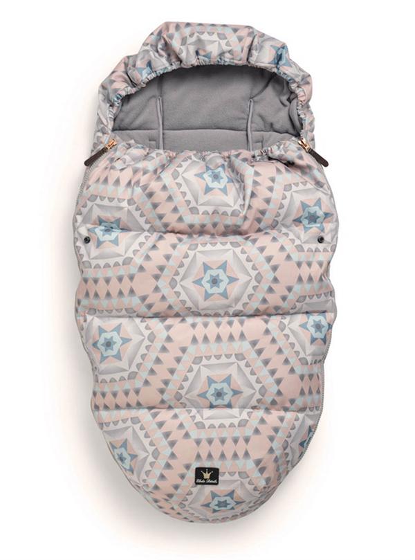 Elodie Details stroller footmuff Bedouin stories