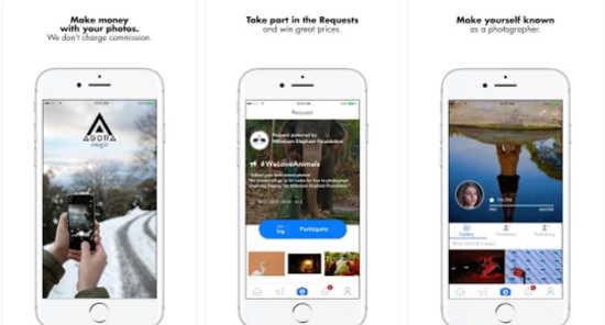 Aplikasi Jual Foto Online di Android yang Benar Dibayar