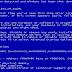 شرح ايقاف اعادة تشغيل الحاسب السريعة عند ظهور الشاشة الزرقاء لنتمكن من معرفة الخطاء