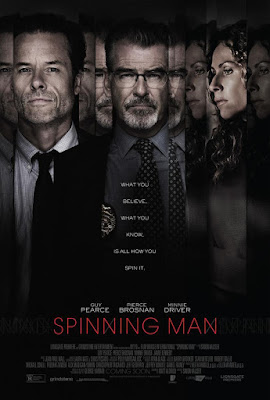 Spinning Man 2018 DVD R4 NTSC Latino