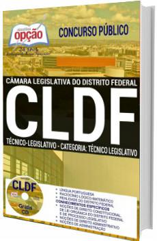 Apostila CLDF 2017 Técnico Legislativo