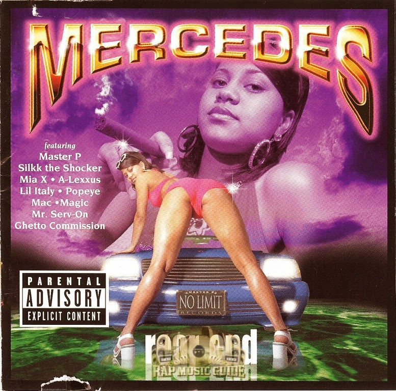 Ugly Album Covers: Mercedes - Read End