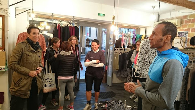 running filles Narbonne Happy Factory