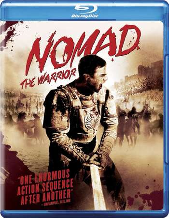 Poster Of Nomad The Warrior 2005 ORG Dual Audio 300MB BRRip 480p Free Download Watch Online