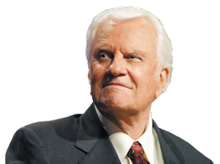 daily devotional, Billy Graham