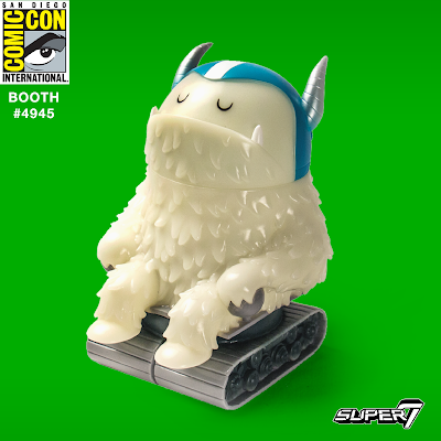 San Diego Comic-Con 2017 Exclusive Sofubi Vinyl Figure by Super7