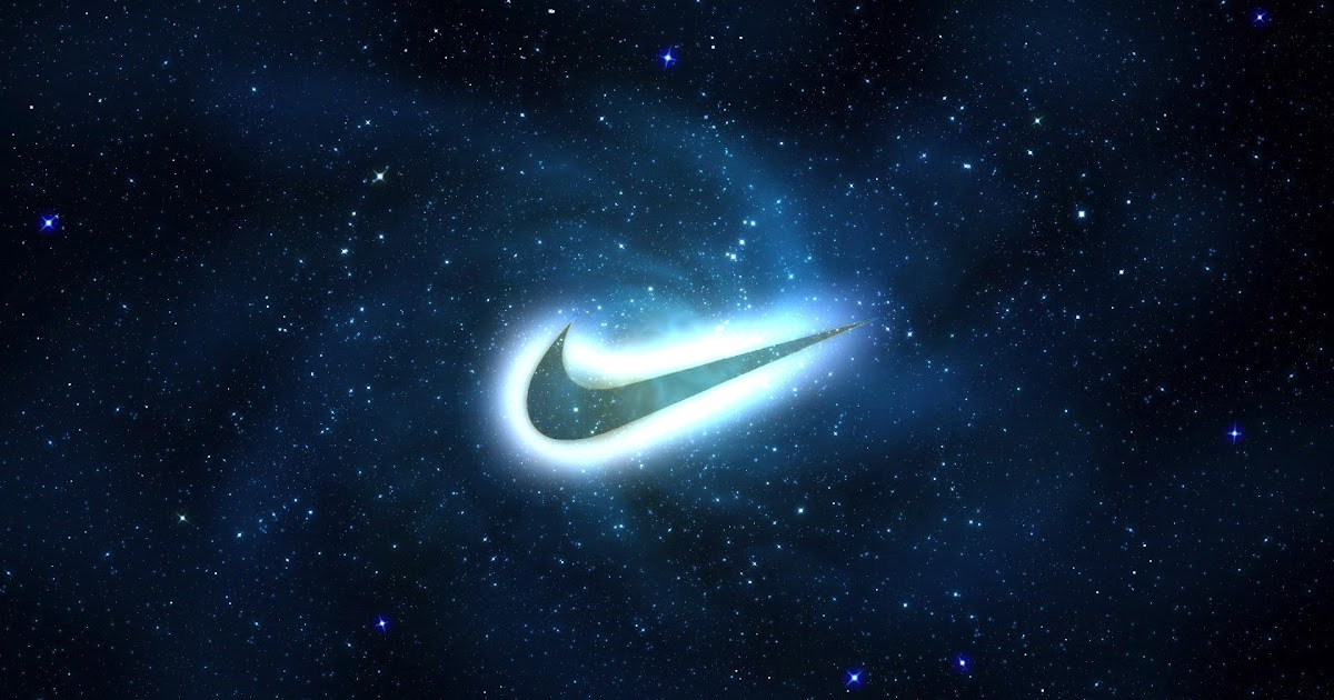 Galaxy Cool Nike Logos wallpaper 1080p