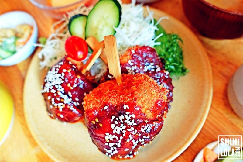 Juicy Chicken Katsu with Miso Sauce