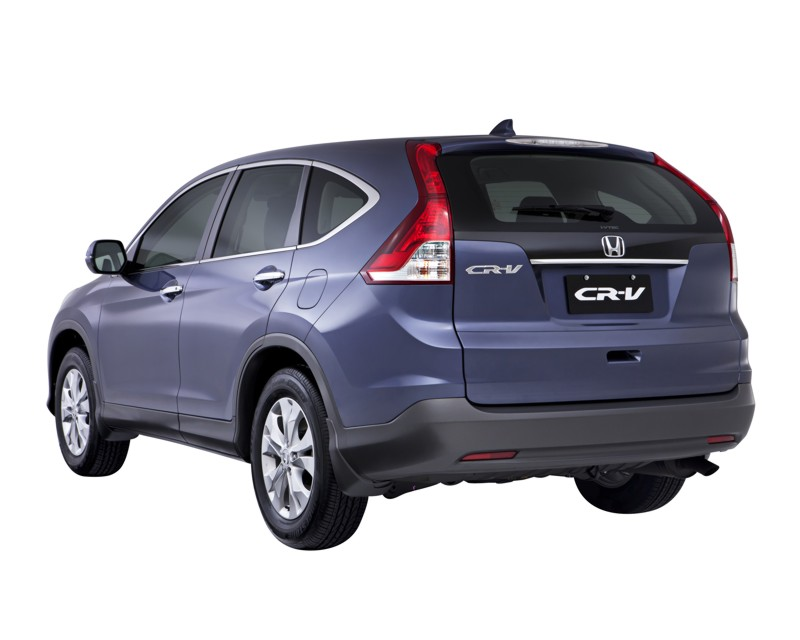 Inside Is Where The Biggest Change Is To The 2013 CR V. The Most Noticeable  Difference Is The Relocation Of The Parking Brake From A Hand Type To A ...