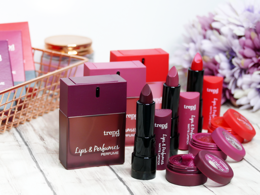 Trend it up Lips & Perfumes Limited Edition Review