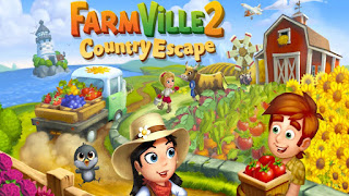 FarmVille 2 Country Escape apk Mod Unlimited Key