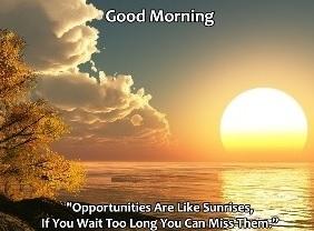 Good Morning Inspirational Quotes Enchanting Good Morning And Motivational Quotes With Images  Really Good