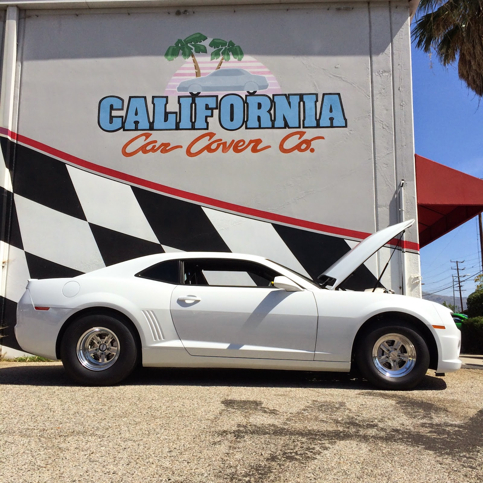 Covering Classic Cars : GM Muscle Car Show At California